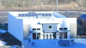 Solar Panels on the Palouse Community Center